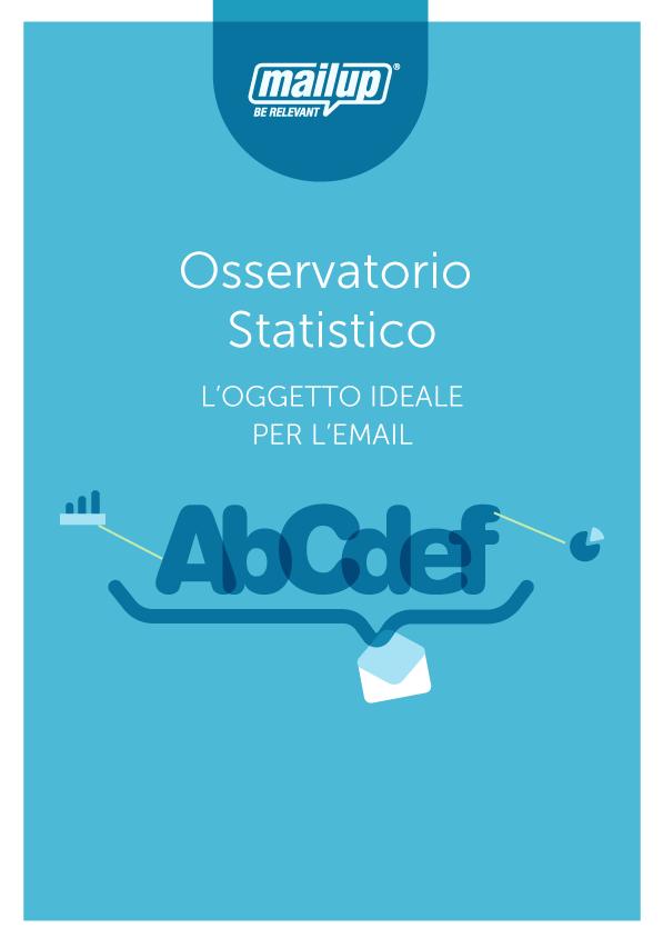 Osservatorio Oggetto