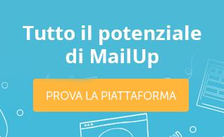 MailUp - Prova la piattaforma